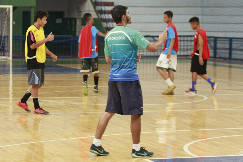 Equipes da Futel disputam semifinal do Campeonato Mineiro de Futsal do Interior 3