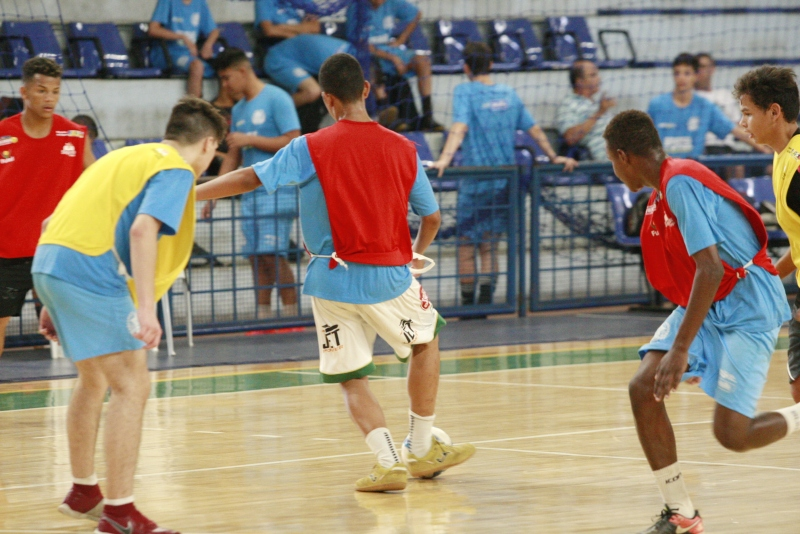 Equipes da Futel disputam semifinal do Campeonato Mineiro de Futsal do Interior 1
