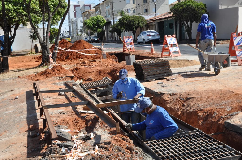 Rede Pluvial 1